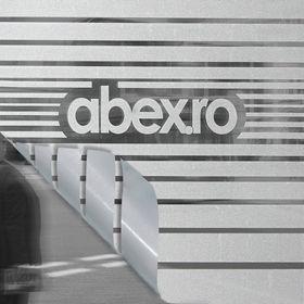 autocolant imitatie sablare pentru vitrine abex.ro